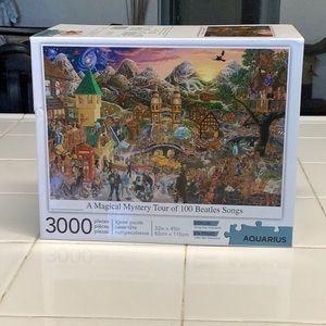Beatles 3000 piece puzzle